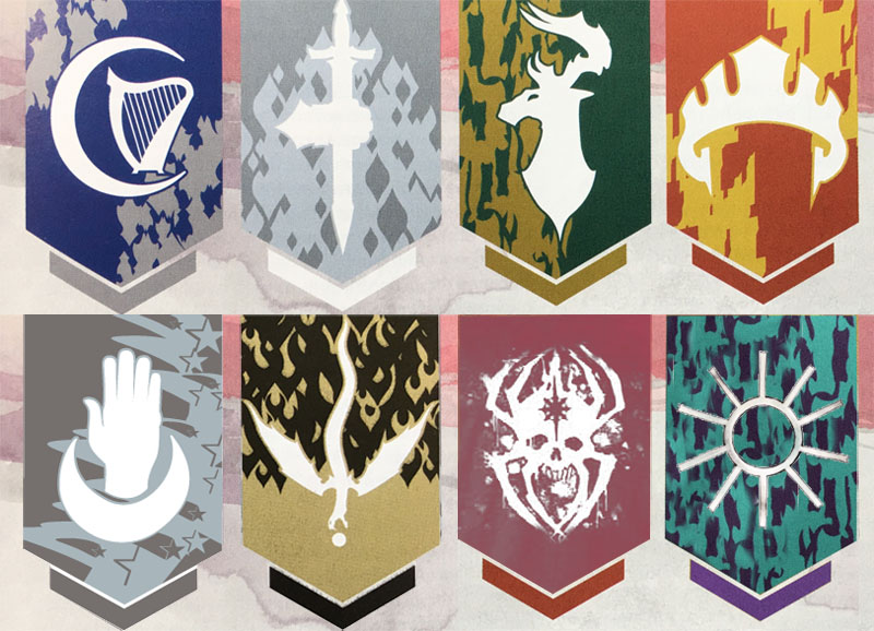 Factions 8