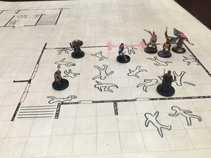 Gralhund Battle1