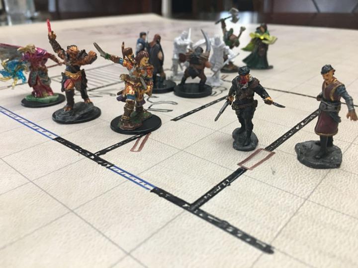 Gralhund Battle2