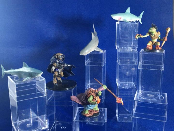 Icespire 5 Sharks