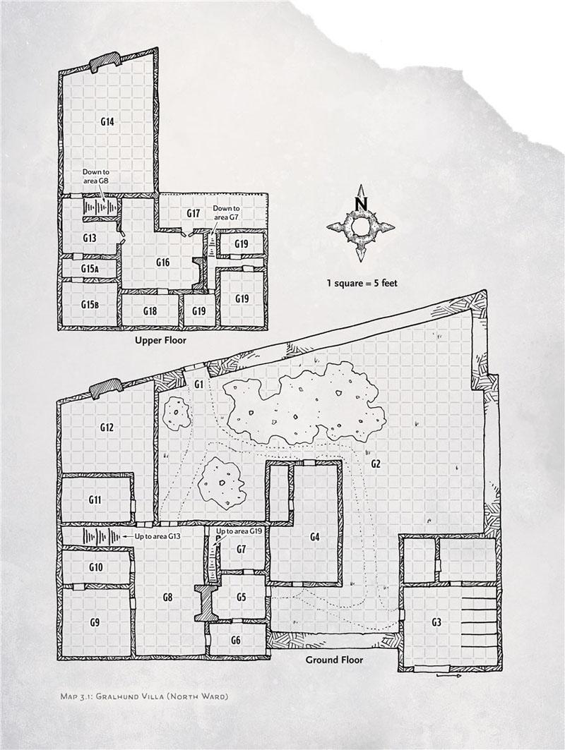 Map DH3.1 Gralhund Villa DM web