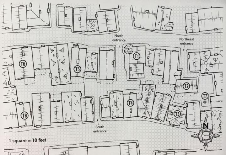 Trollskull Alley Map update