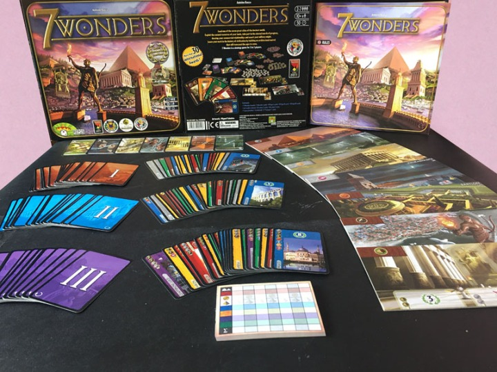 7 Wonder Montage