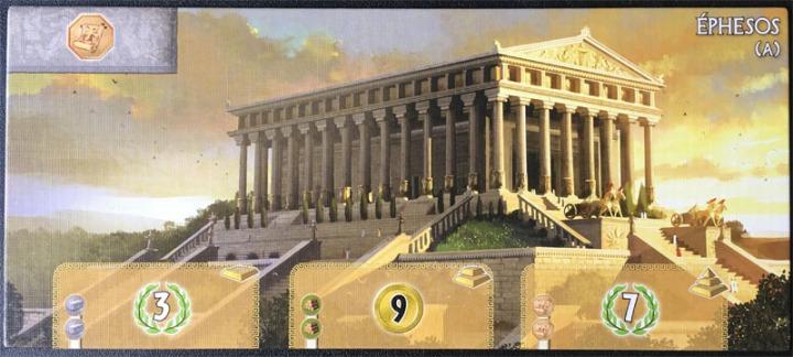 7 Wonders Athena