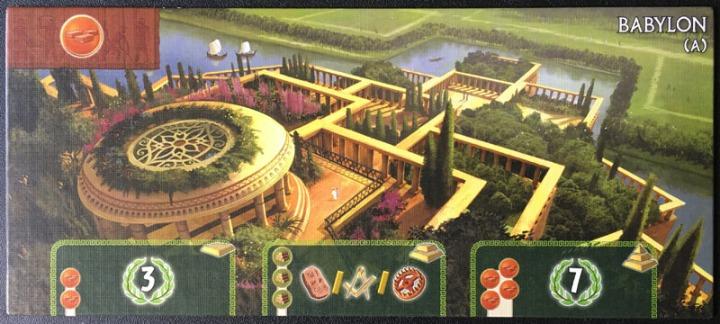 7 Wonders Babylon