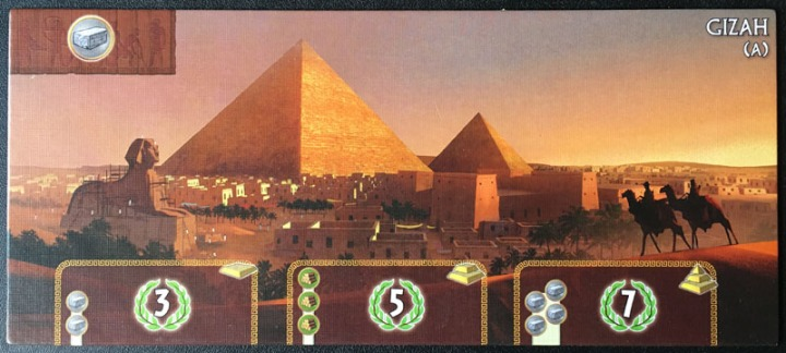 7 Wonders Pyramid