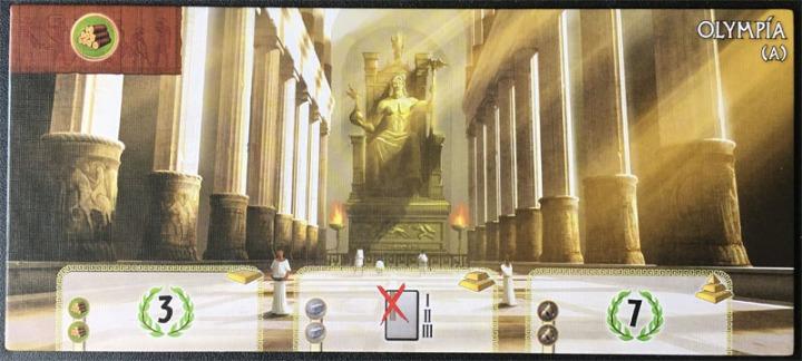 7 Wonders Zeus