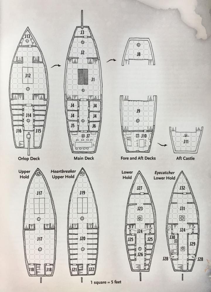 Map DH7.1 Sea Maiden Ships DM web