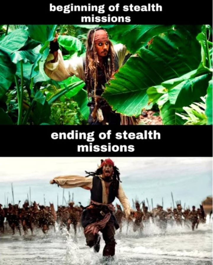 Stealth Missions