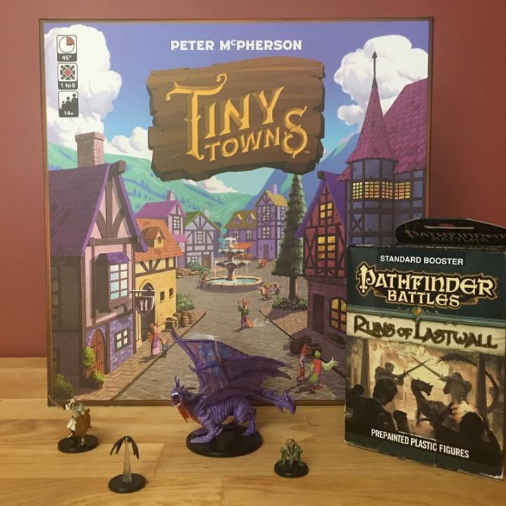 Tiny Towns Birthday