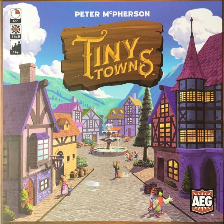 Tiny Towns Box