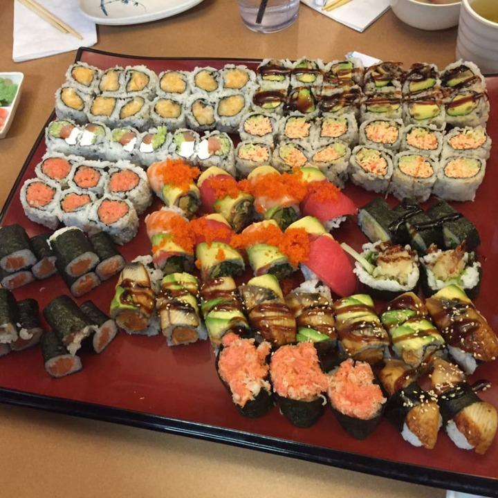 Sushi Go sushi