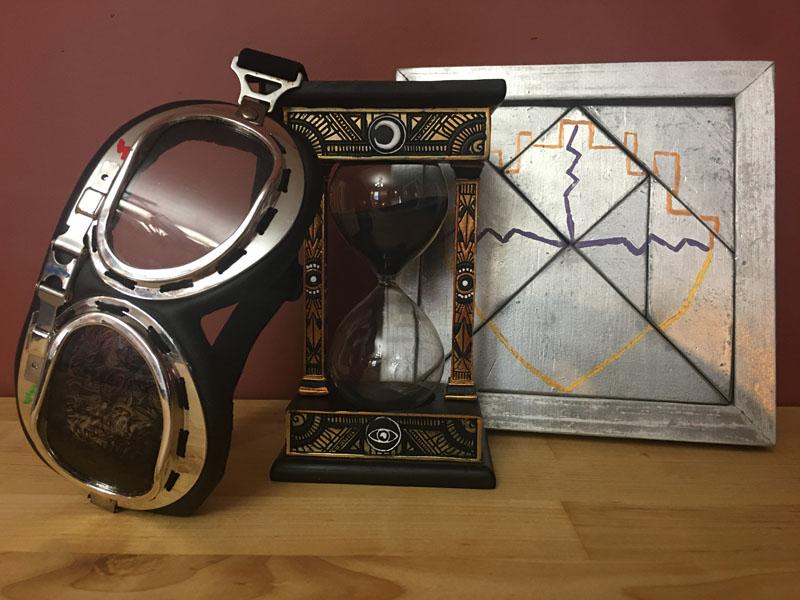 Zeitbrille