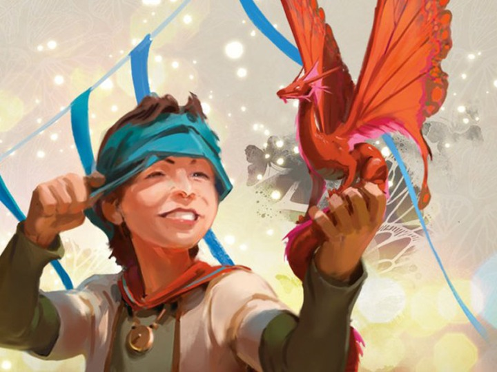 Dragon catch