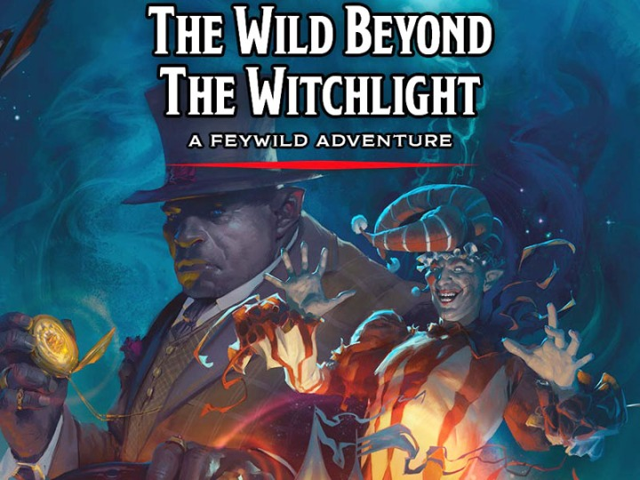 Witchlight cover title